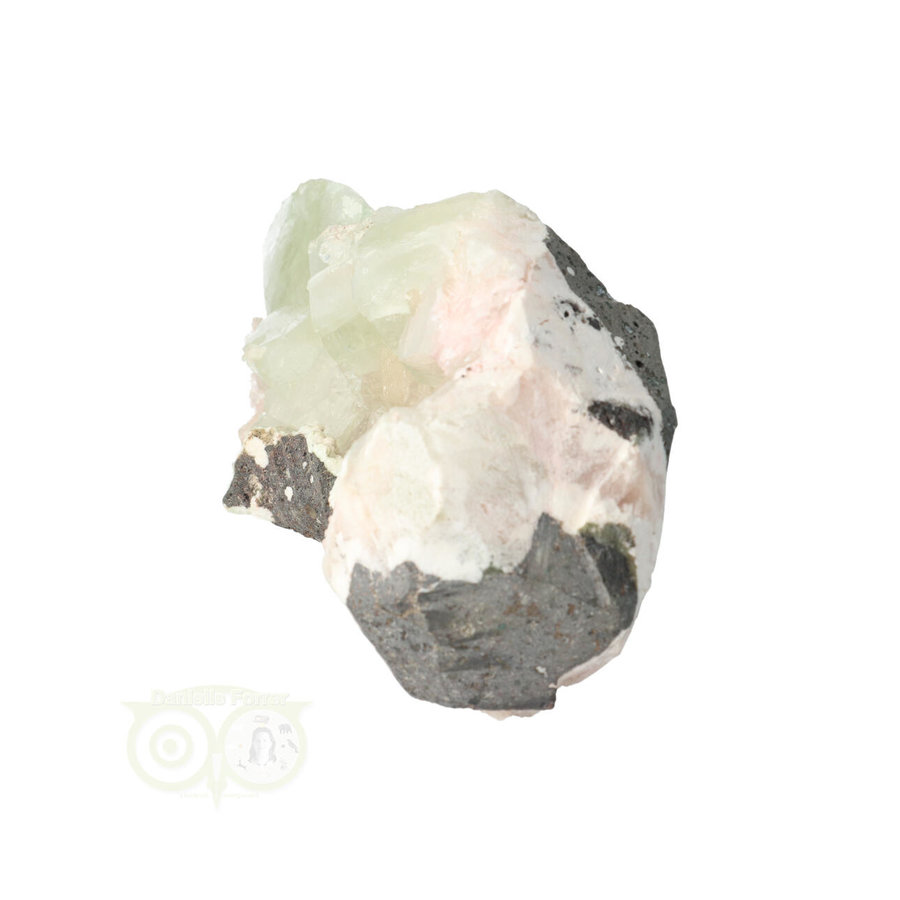 Apofyliet met stilbiet cluster Nr 25 - 1113 gram-7
