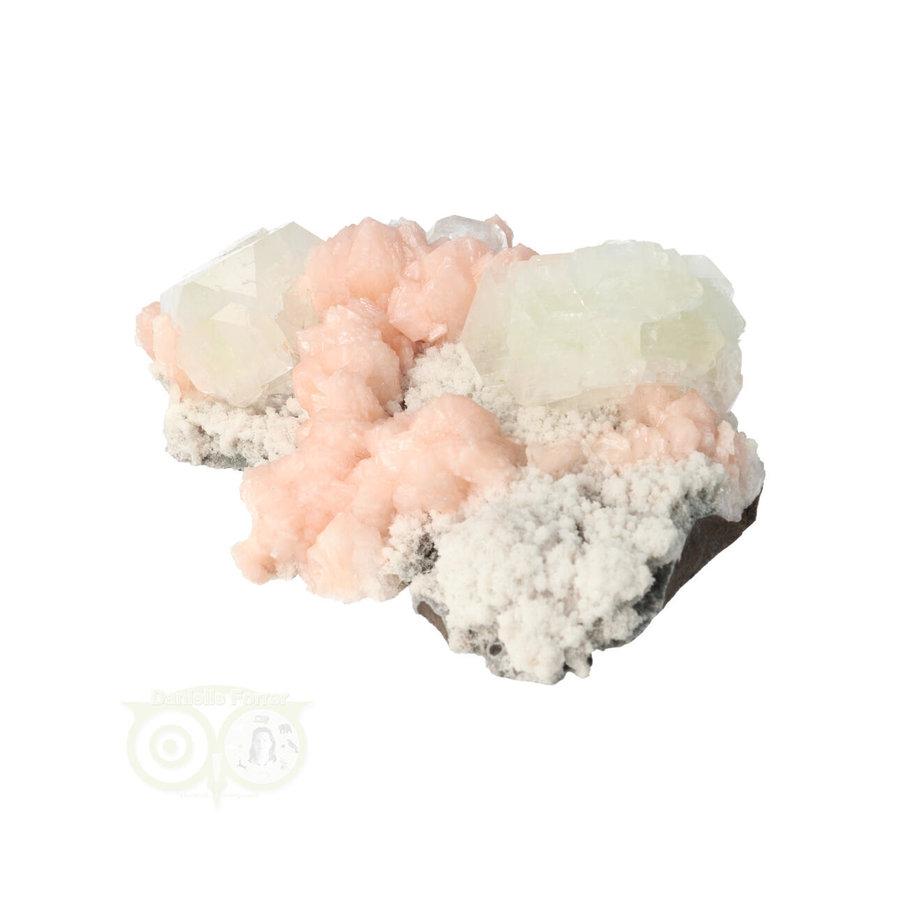 Apofyliet met stilbiet cluster Nr 26 - 882  gram-4