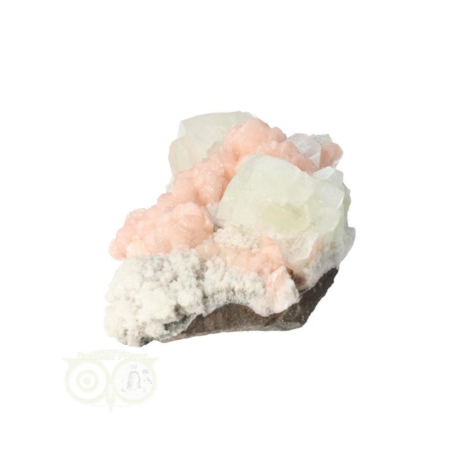 Apofyliet met stilbiet cluster Nr 26 - 882  gram-6