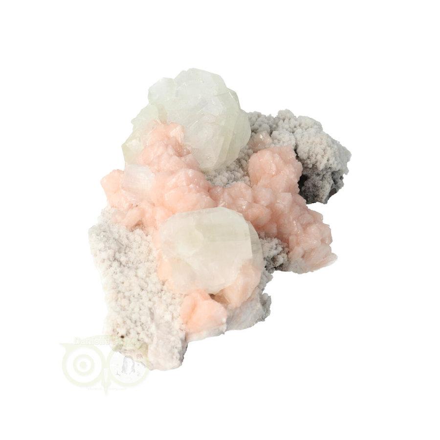 Apofyliet met stilbiet cluster Nr 26 - 882  gram-8