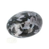 thumb-Gabbro Merliniet handsteen Nr 22 - 106  gram - Madagaskar-3