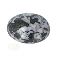 thumb-Gabbro Merliniet handsteen Nr 22 - 106  gram - Madagaskar-6