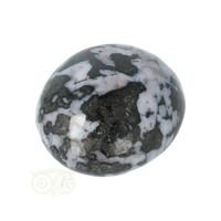 thumb-Gabbro Merliniet handsteen Nr 22 - 106  gram - Madagaskar-10