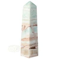 thumb-Caribbean Blue Calciet Punt - obelisk Nr 8 -  651 gram-1