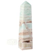 thumb-Caribbean Blue Calciet Punt - obelisk Nr 8 -  651 gram-2