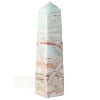 thumb-Caribbean Blue Calciet Punt - obelisk Nr 8 -  651 gram-4