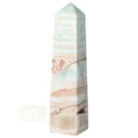 thumb-Caribbean Blue Calciet Punt - obelisk Nr 8 -  651 gram-10