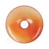 Carneool Donut hanger Nr 7 - Ø 4 cm
