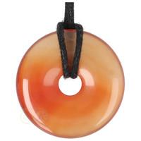thumb-Carneool Donut hanger Nr 7 - Ø 4 cm-4