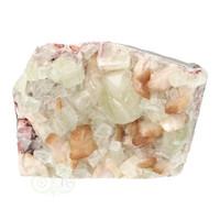 thumb-Apofyliet met stilbiet cluster Nr 27 - 1344  gram-1
