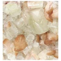 thumb-Apofyliet met stilbiet cluster Nr 27 - 1344  gram-2