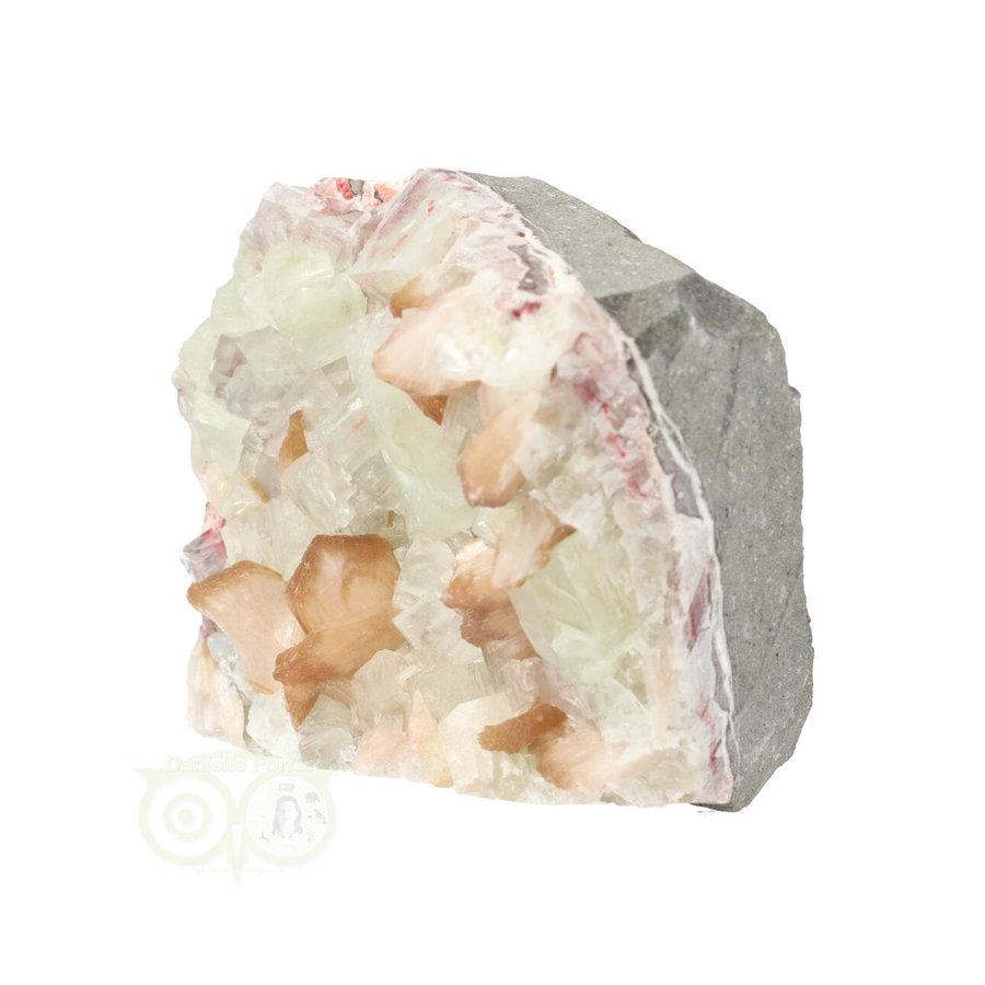 Apofyliet met stilbiet cluster Nr 27 - 1344  gram-5