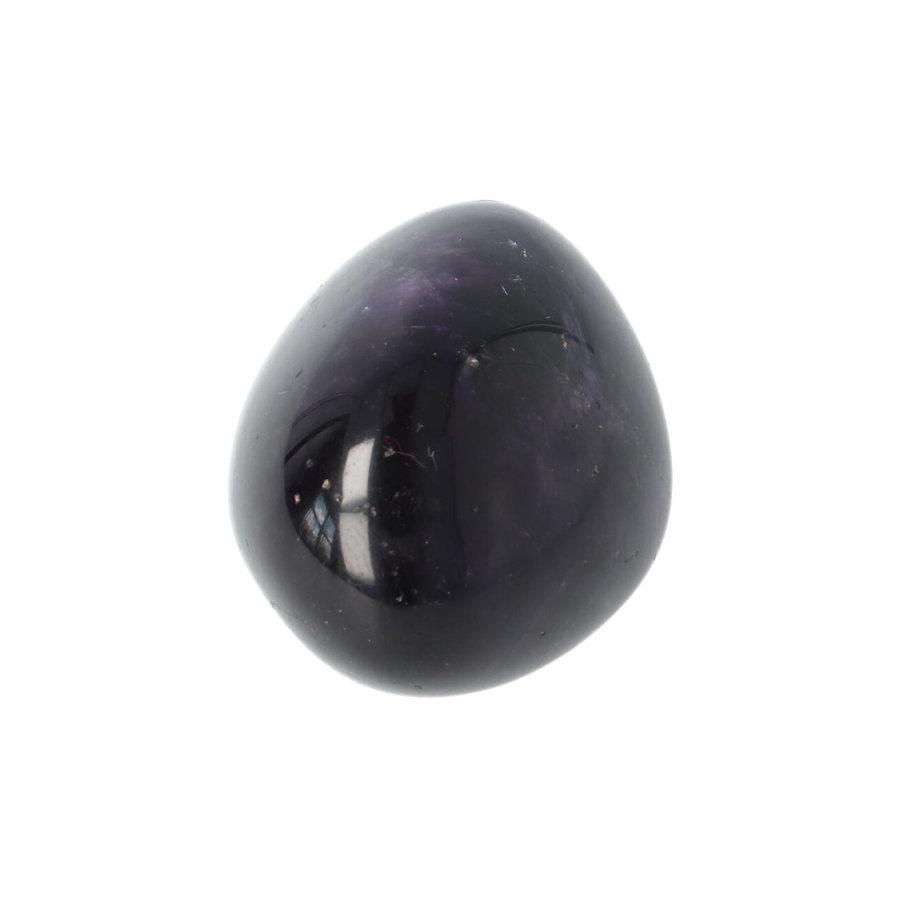 Amethist geronde handsteen Nr 47 - 35 gram-10