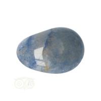 thumb-Blauwe kwarts trommelsteen Nr 12- 28 gram-1