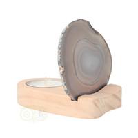 thumb-Agaat schijf Nr 29 - 79 gram - Brazilië-3