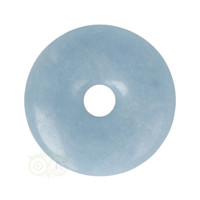 thumb-Angeliet ( Anhydriet ) Donut Nr 14 - Ø 4cm-1