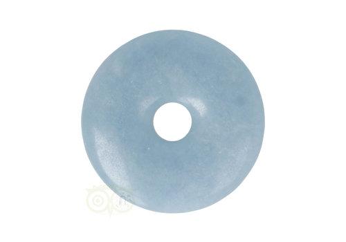 Angeliet ( Anhydriet ) Donut Nr 14 - Ø 4cm