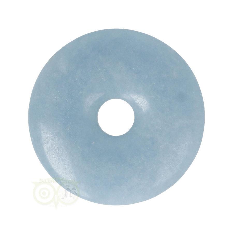 Angeliet ( Anhydriet ) Donut Nr 14 - Ø 4cm-1