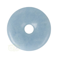 thumb-Angeliet ( Anhydriet ) Donut Nr 14 - Ø 4cm-3