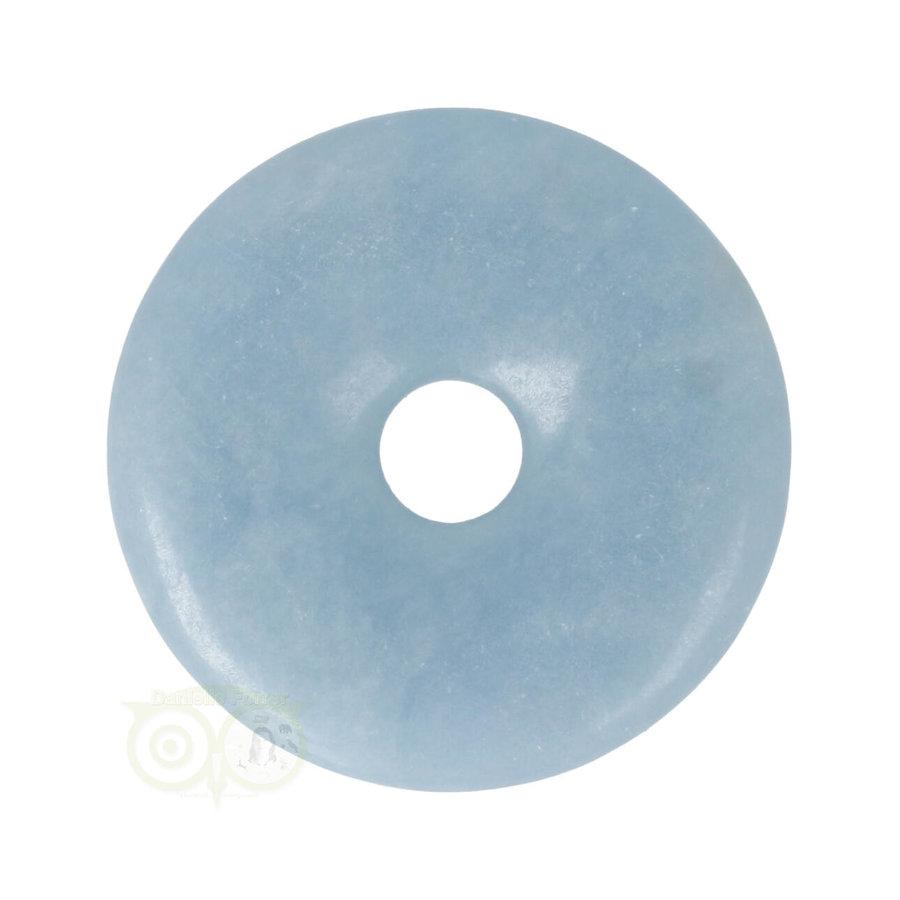 Angeliet ( Anhydriet ) Donut Nr 14 - Ø 4cm-3