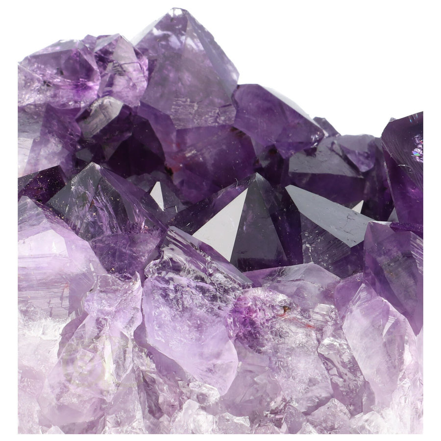 Amethist kristal cluster Nr 16 - 1854 gram - Uruguay-2