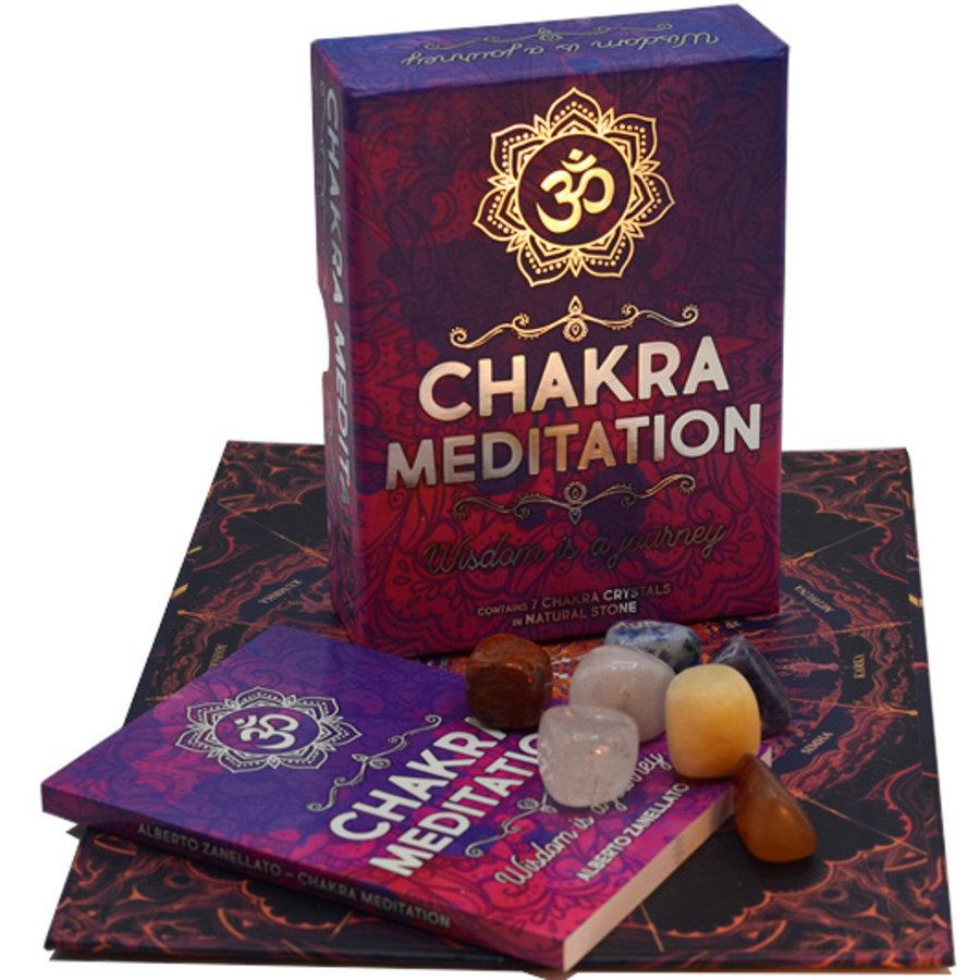 Chakra Meditation - Alberto Zanellato-1