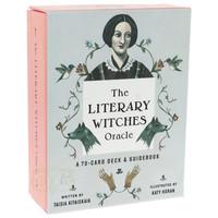 thumb-The Literary Witches Oracle - Taisia Kitaiskaia-1