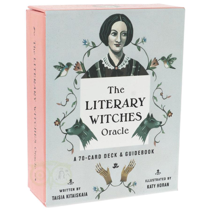 The Literary Witches Oracle - Taisia Kitaiskaia-1