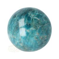 thumb-Blauwe Apatiet  Bol Nr 8 - Ø 6.53 cm  - 461 gram-1