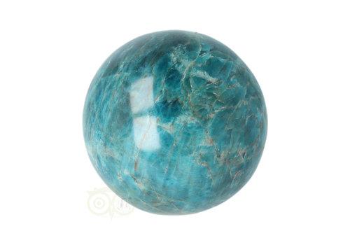 Blauwe Apatiet  Bol Nr 8 - Ø 6.53 cm