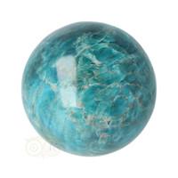 thumb-Blauwe Apatiet  Bol Nr 8 - Ø 6.53 cm  - 461 gram-2