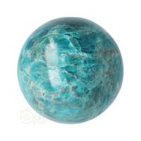 thumb-Blauwe Apatiet  Bol Nr 8 - Ø 6.53 cm  - 461 gram-3