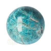 thumb-Blauwe Apatiet  Bol Nr 8 - Ø 6.53 cm  - 461 gram-5