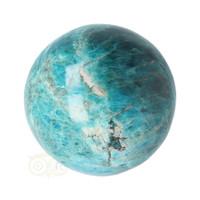thumb-Blauwe Apatiet  Bol Nr 8 - Ø 6.53 cm  - 461 gram-6