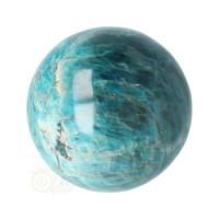 thumb-Blauwe Apatiet  Bol Nr 8 - Ø 6.53 cm  - 461 gram-7