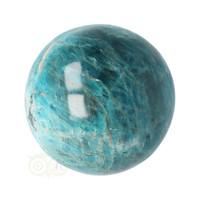 thumb-Blauwe Apatiet  Bol Nr 8 - Ø 6.53 cm  - 461 gram-8