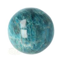 thumb-Blauwe Apatiet  Bol Nr 8 - Ø 6.53 cm  - 461 gram-9