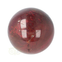 thumb-Rode Jaspis bol Nr 19 - Ø 6.20 cm - 345 gram - Madagaskar-1