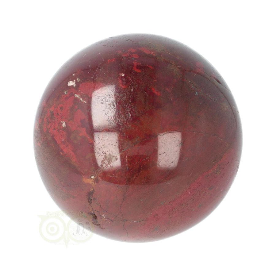Rode Jaspis bol Nr 19 - Ø 6.20 cm - 345 gram - Madagaskar-2