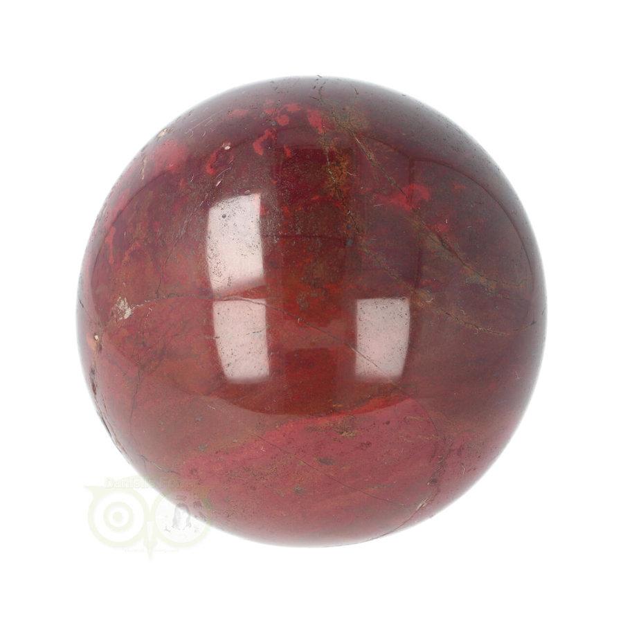 Rode Jaspis bol Nr 19 - Ø 6.20 cm - 345 gram - Madagaskar-4