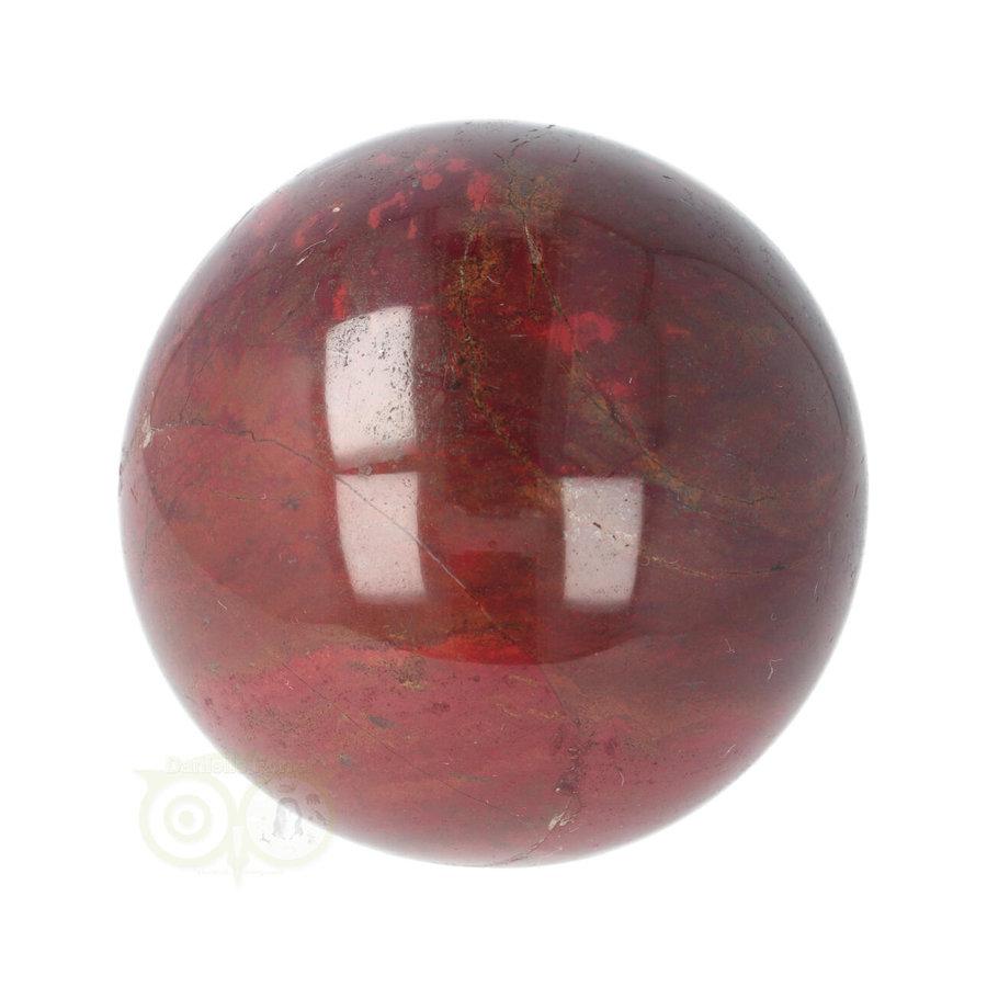 Rode Jaspis bol Nr 19 - Ø 6.20 cm - 345 gram - Madagaskar-5