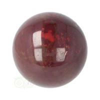 thumb-Rode Jaspis bol Nr 19 - Ø 6.20 cm - 345 gram - Madagaskar-7