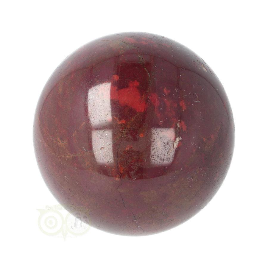 Rode Jaspis bol Nr 19 - Ø 6.20 cm - 345 gram - Madagaskar-7