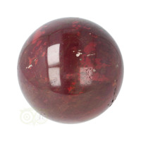 thumb-Rode Jaspis bol Nr 19 - Ø 6.20 cm - 345 gram - Madagaskar-9