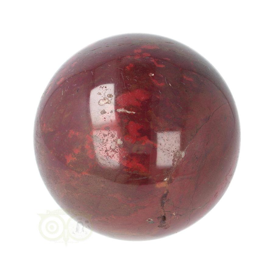 Rode Jaspis bol Nr 19 - Ø 6.20 cm - 345 gram - Madagaskar-10