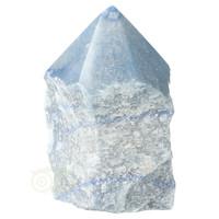 thumb-Blauwe kwarts  geslepen Punt  ( Generator ) Nr 10 - 366 gram-8