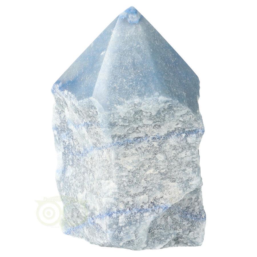 Blauwe kwarts  geslepen Punt  ( Generator ) Nr 10 - 366 gram-8