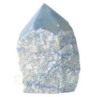 thumb-Blauwe kwarts  geslepen Punt  ( Generator ) Nr 10 - 366 gram-10