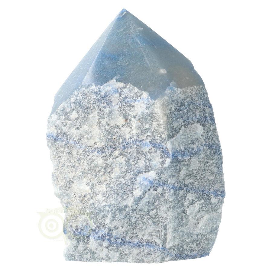 Blauwe kwarts  geslepen Punt  ( Generator ) Nr 10 - 366 gram-10