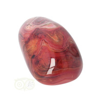 thumb-Carneool Agaat Jumbosteen Nr 69 - 140 gram  - Topkwaliteit-4